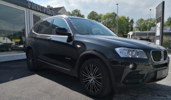 BMW X3 2.0d xDrive full